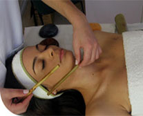 Bambuterapia Facial