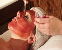 Vinhoterapia facial